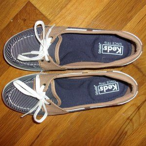 Keds Ortholite Boat Shoes 6M
